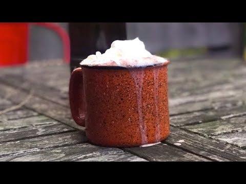 Red Wine Hot Chocolate | One Hungry Mama