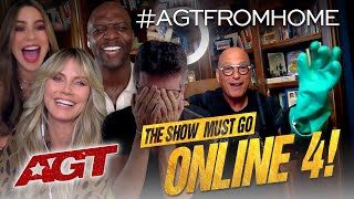 "The Show Must Go Online - ""Horsing Around"" - America's Got Talent 2020"
