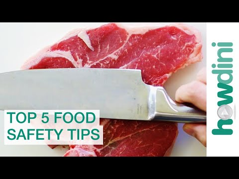 Top 5 Food Safety Tips to Keep Your Family Safe | Food Hygiene