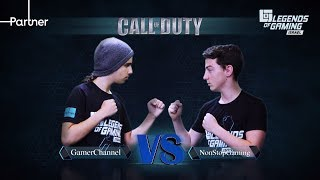 NonStopGaming vs GamerChannel | פרק 24| call of duty