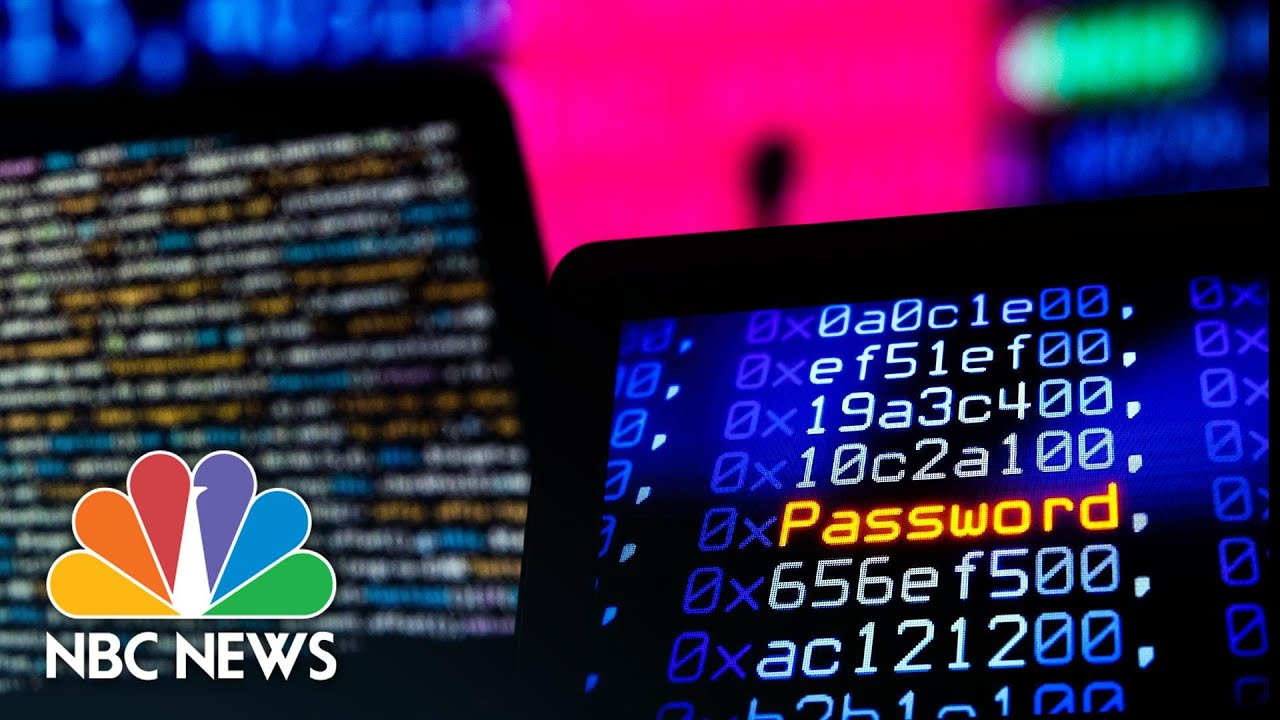America's Cyberwar: Zero Days, Espionage & Vulnerabilities | Meet The Press | NBC News