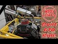 10HP With ONE Bolt On 670cc Dragster Return,4JMOY - Watch