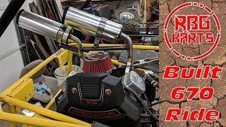 Manco 405 Restoration Ep 2 ~ WORLDS MOST POWERFUL GO KART?!?! nope