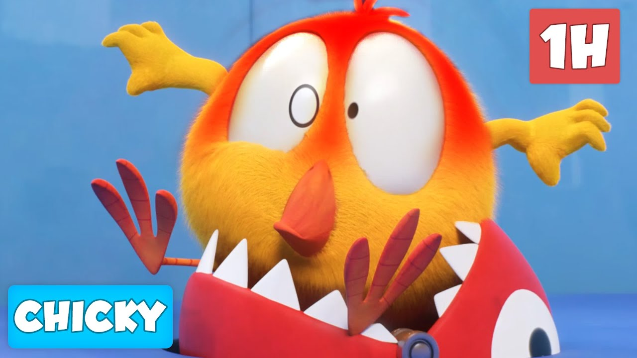 Where's Chicky? SEASON 2 | THE LITTLE MONSTERS | Chicky Cartoon in English for Kids