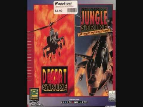 Desert and Jungle Strike Theme Song (PC)
