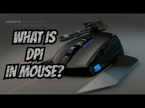 What is DPI ? & Why it's​ button on Mouse .