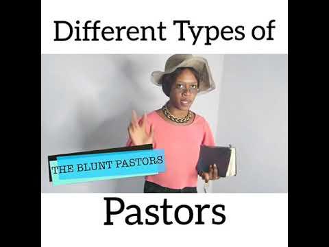 Maraji - Different Types of Pastors Cover