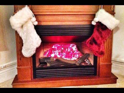 $10 Electric Do It Yourself Fireplace Insert