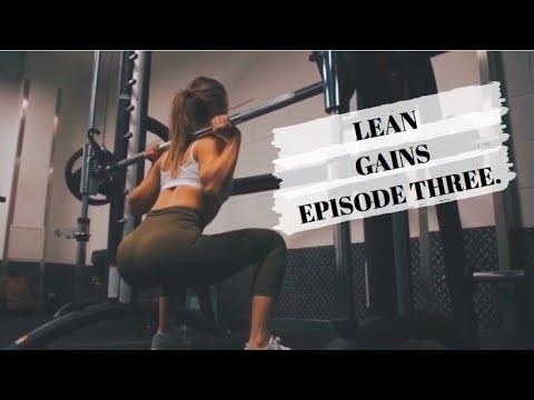 BIG LIFTS = BIG RESULTS // Lean Gains Episode 3