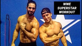 Full Workout With WWE Superstar Seth Rollins
