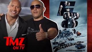The Feud Between The Rock and Vin Diesel Is OVER   TMZ TV