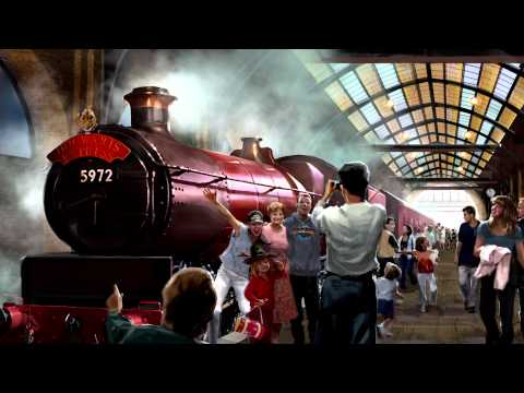 New Released Details of Hogwarts Express Experience at Universal Orlando