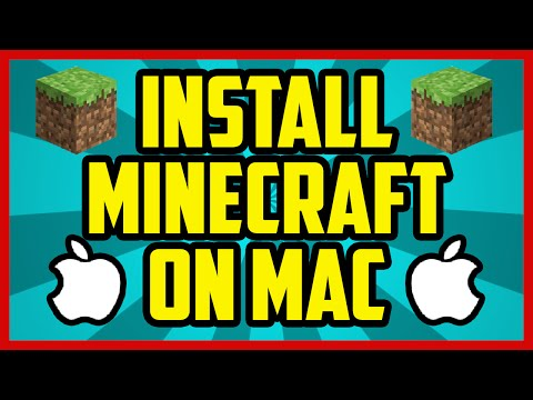 How To Install Minecraft On Mac 2017 (EASY) Download Minecraft On Macbook Pro, Macbook Air, Mac OS X