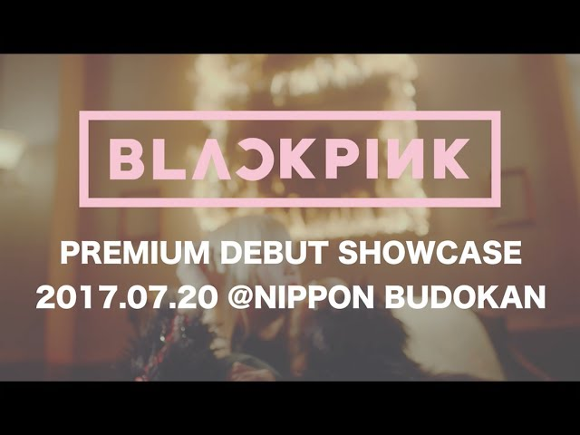 BLACKPINK - PLAYING WITH FIRE -JP Ver.-