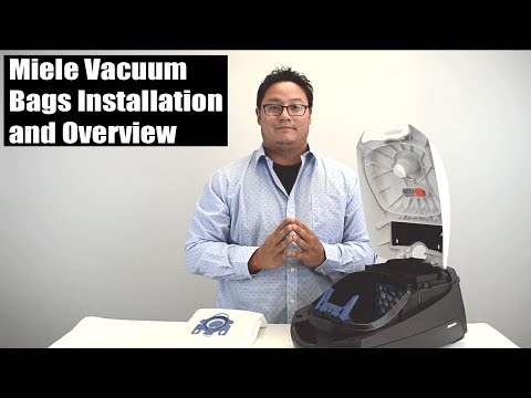 Miele Vacuum Bags - Installation, Maintenance & Review
