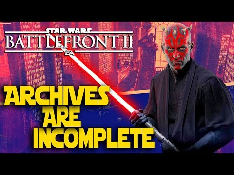 It Does Not Exist! - Star Wars Battlefront II Live Stream
