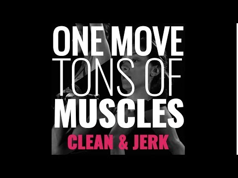 Clean & Jerk: One Move, Tons of Muscle | SHAPE
