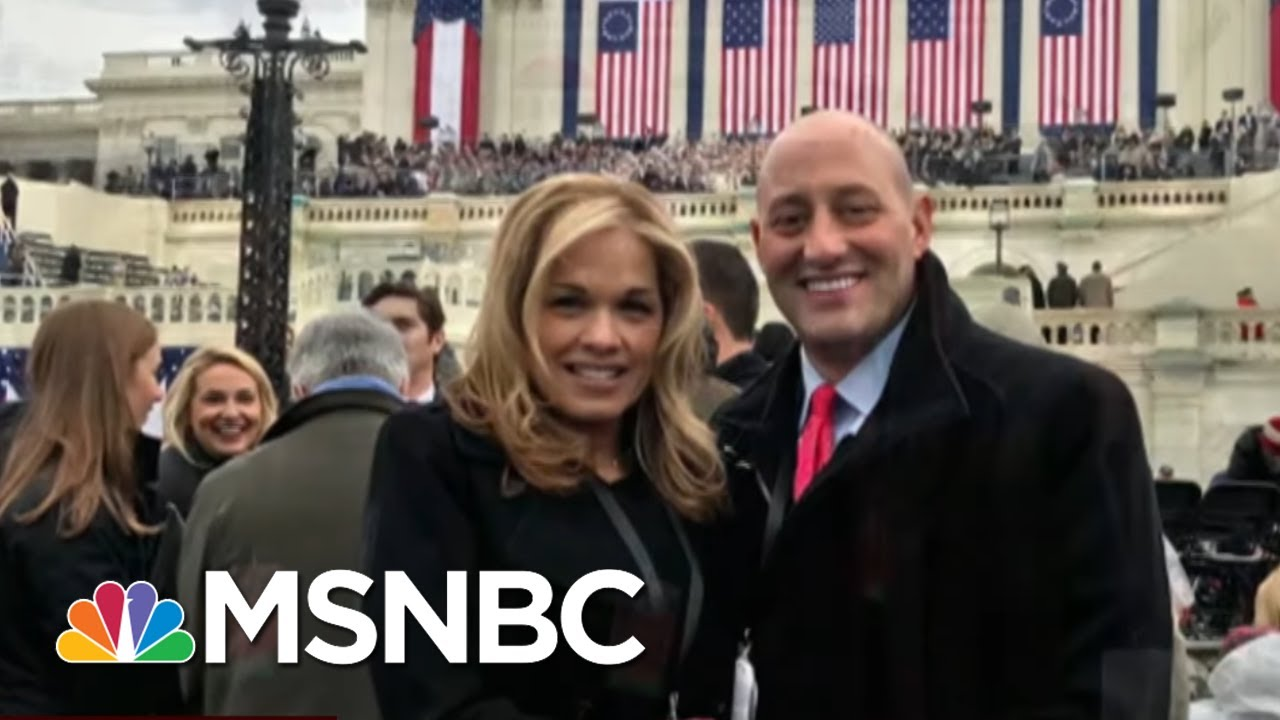 NBC News Exclusive: Allen Weisselberg's Former Daughter-In-Law Speaks Out | Morning Joe | MSNBC