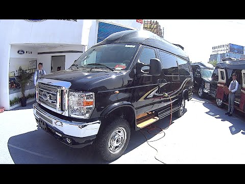 ford e-350 and econoline 350 xlt