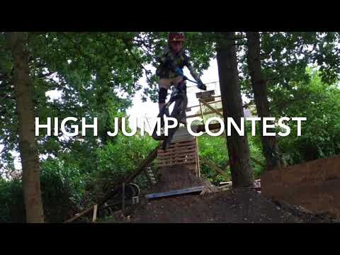 Webisode 4 ) High Jump Contest With Jdeans390