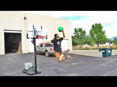 THE WORLDS WORST DUNKS!!