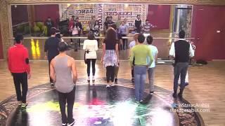 رقصة البطريق مع هادي عواضة وطلاب ستار اكاديمي 10 - Penguin Dance Hadi Awada