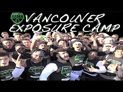 Under The Radar - EXPOSURE Camp - (Vancouver, BC) 2017