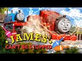 Download  James Can't be Stopped! | The Fastest Red Engine on Sodor Remake | Thomas & Friends MP3,3GP,MP4