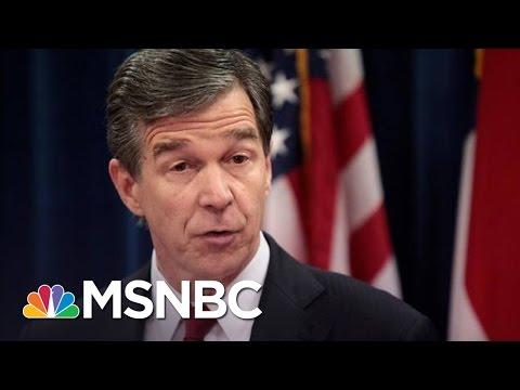 North Carolina Legislature Try To Curb Incoming Governor's Power   MSNBC