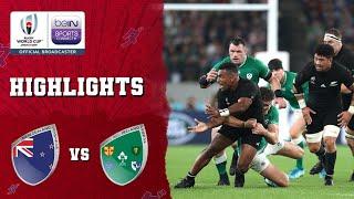 New Zealand 46-14 Ireland | Rugby World Cup 2019 Match Highlights