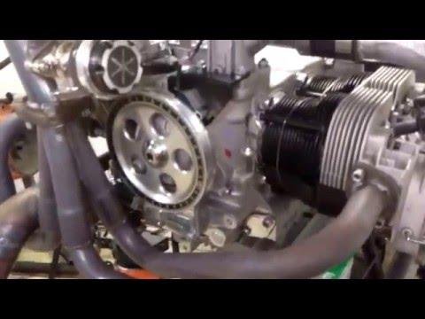 1915cc turbo vw build on the dyno
