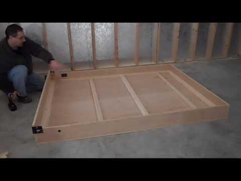 Murphy Bed Build Part 2