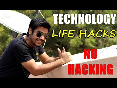 Technology Tricks That Will Make Your Life Easy | No Hacking Practicals On YouTube