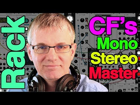 CF Mixer Tutorial - Solo, Stereo and Master