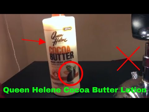 ✅  How To Use Queen Helene Cocoa Butter Lotion Review