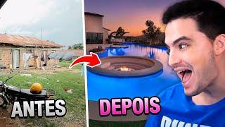 """LUGARES """"ANTES E DEPOIS"""" IMPRESSIONANTES!"""