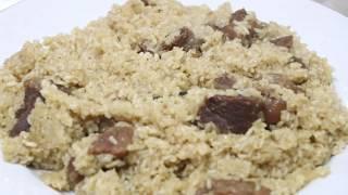 গরুর মাংসের বিরিয়ানী ।। The recipe of Beef Biriani ।।