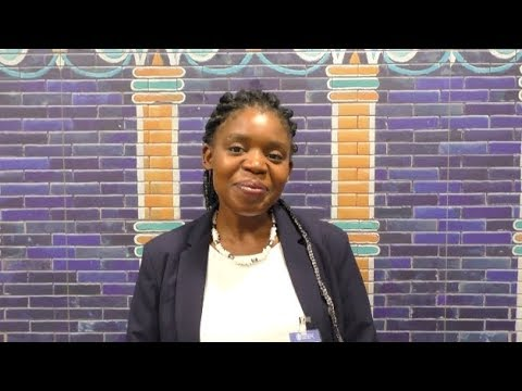 Thato Moagi on attracting youth to work in agriculture