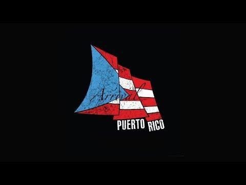 Puerto Rico Arrival