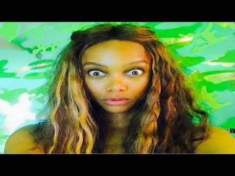 Tyra Banks & baby daddy Erik Asla break up! Interracial couple split! #SwirlingGoneWrong! #AGT #ANTM