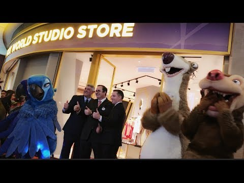 20th Century FOX WORLD STUDIO STORE is now OPEN at SkyAvenue Resorts World Genting