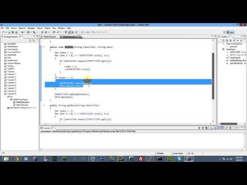 Java Tutorial 19: Hello Advanced ArrayList Use!