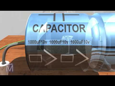 How Capacitors Work
