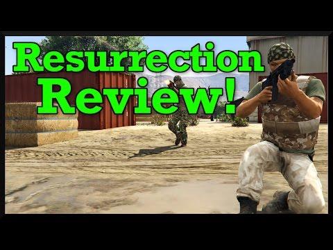 GTA 5: Resurrection Adversary Mode Review! (New Infernus Classic Event Gamemode)
