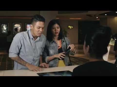 The Movie Card: Tinggal Tap Nggak Pake Ribet