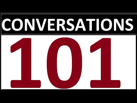 101 MOST IMPORTANT ENGLISH CONVERSATIONS. English Speaking Practice. Questions and Answers