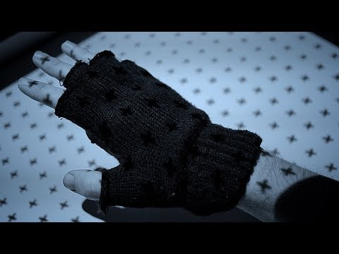 Experimental Gesture Based Sound Glove (Or: Put An iPhone In A Glove And Make Weird Sounds)