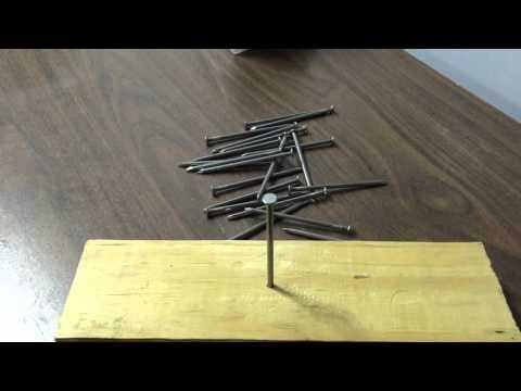 Unbelievable Carpentry Trick