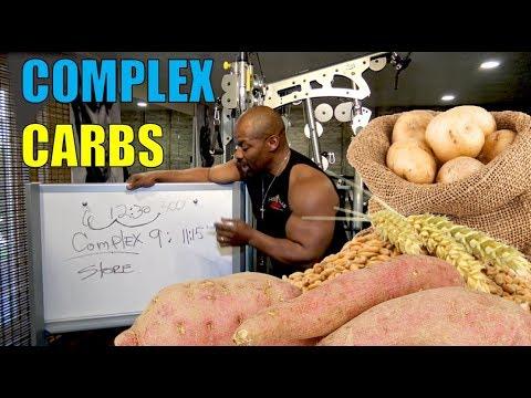 WHEN to Eat Complex Carbs  [Summer Shredding Principle #8]