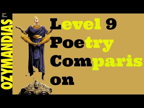 How to Get Grade 9 When Comparing Poems Using the AQA Mark Scheme